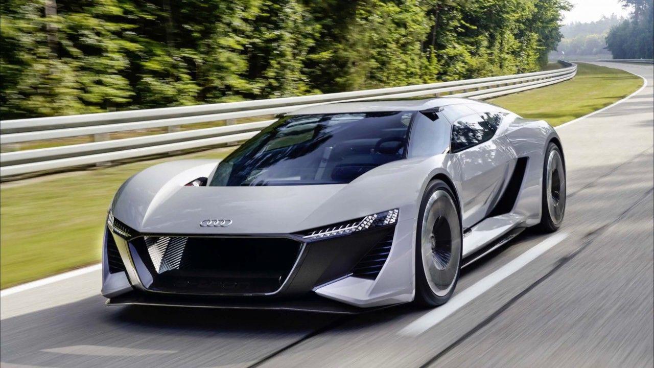 2020 Audi P18 E Tron Future Electric Car Design Audi E Tron Audi Cars Super Cars