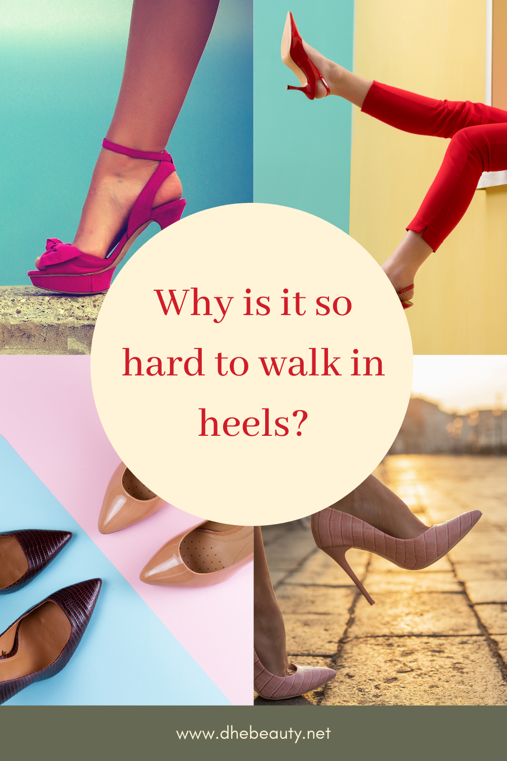 The reason the shoe isn't comfortable once you try it on at home might have something to do with the time of day you bought it. Dr. Levine said the ideal time for going shoe shopping is mid-day. At the end of the day, you'll find that your foot is swollen and at the beginning of the day, your foot isn't swollen yet. #shoes #fashion #style #heels #highheels #heelsaddict #feet