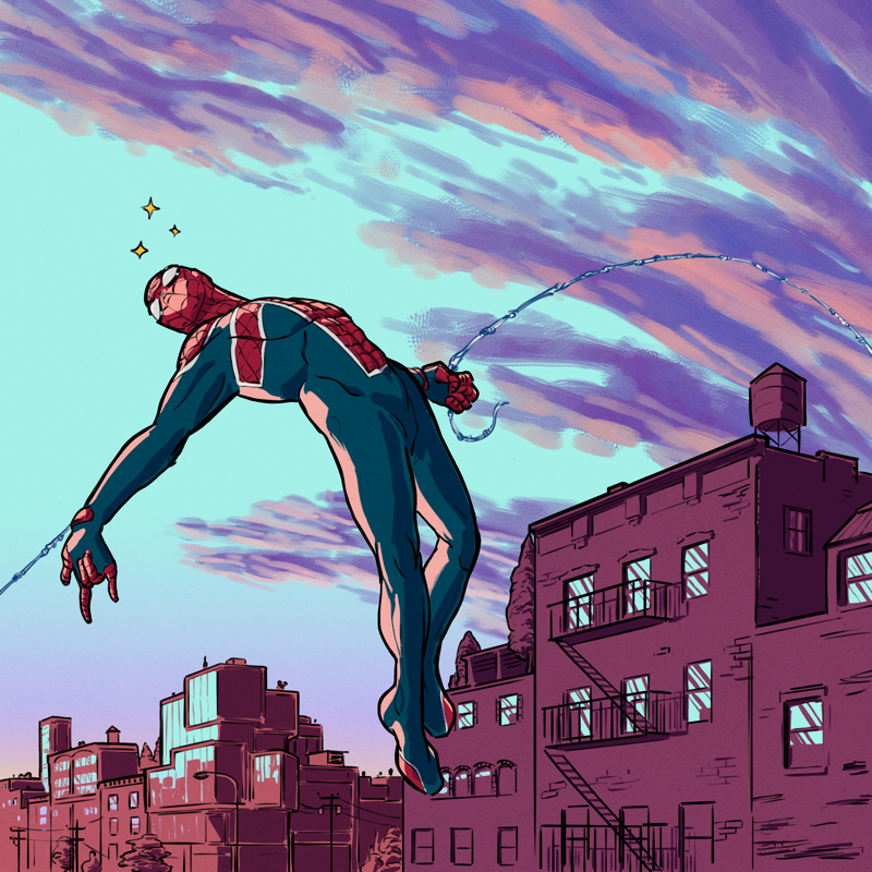 15+ Spiderman uk info