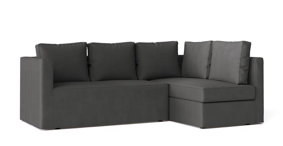 Ikea Fagelbo Loose Fit Chaise Right Sofa Cover Sofa Sofa Covers