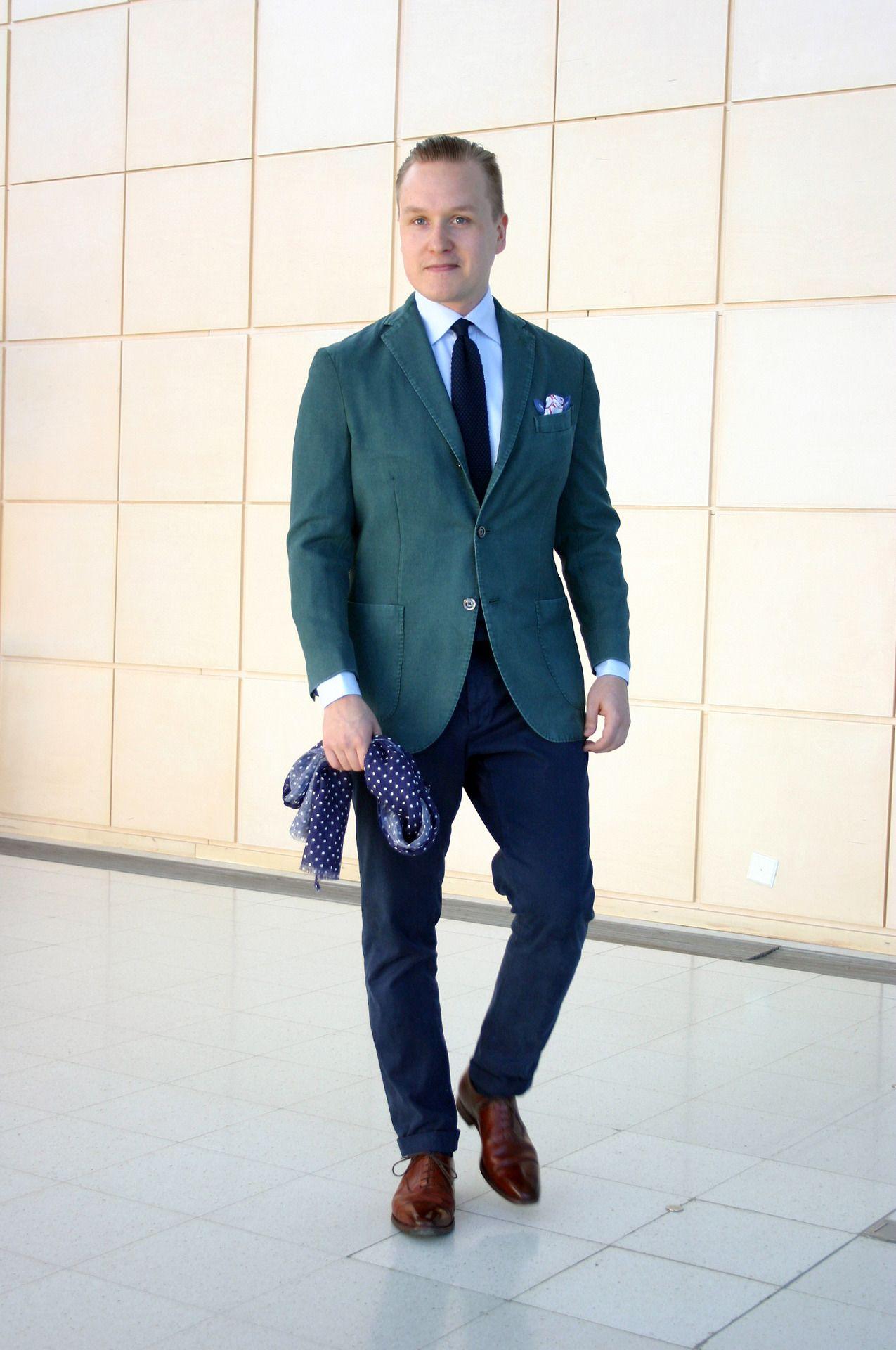 aef4d78f1be green-office-wear nordic fit men lookbook