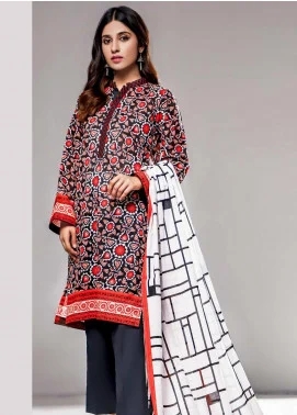 Gul Ahmed Printed Lawn Unstitched 3 Piece Suit GA20SE CL ...