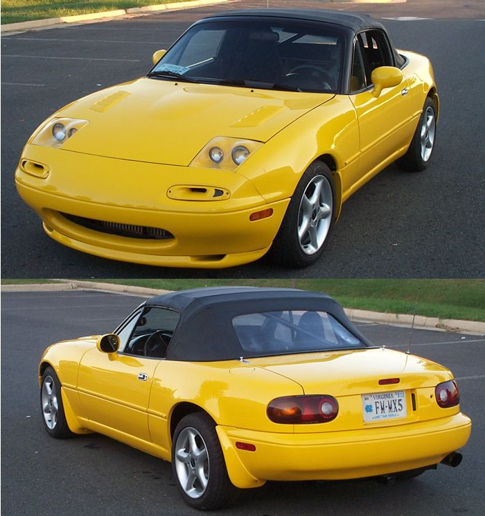 Marshall Shredding Company Texas Miata Mazda Miata Miata Mx5