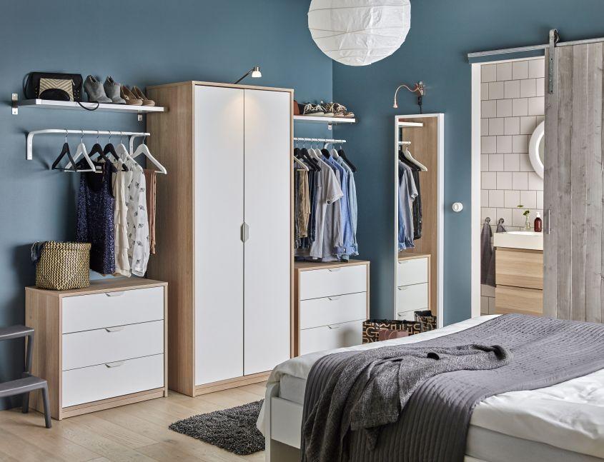 Cassettiere Ikea 2016: soluzioni pratiche per la camera da letto