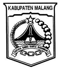 Logo Kabupaten Malang Monochrome Google Search