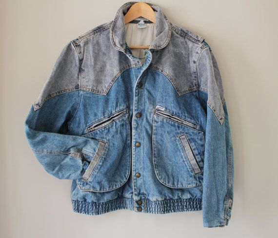 Guess Mens Bomber Style Denim Jackets Guess Denim Bomber