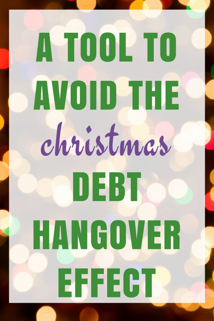 the christmas debt hangover effect  a tool to avoid this