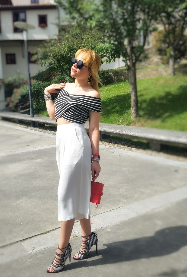 White Culottes by Slice of Karen