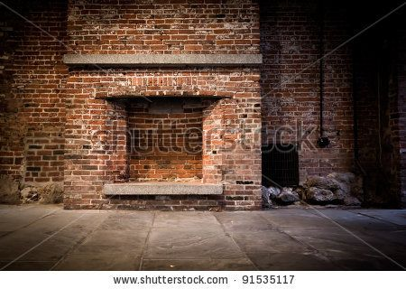 TIP: Cut Used Or Clinker Bricks To 1 1/2 In Thick To Fake Out A Wall ...