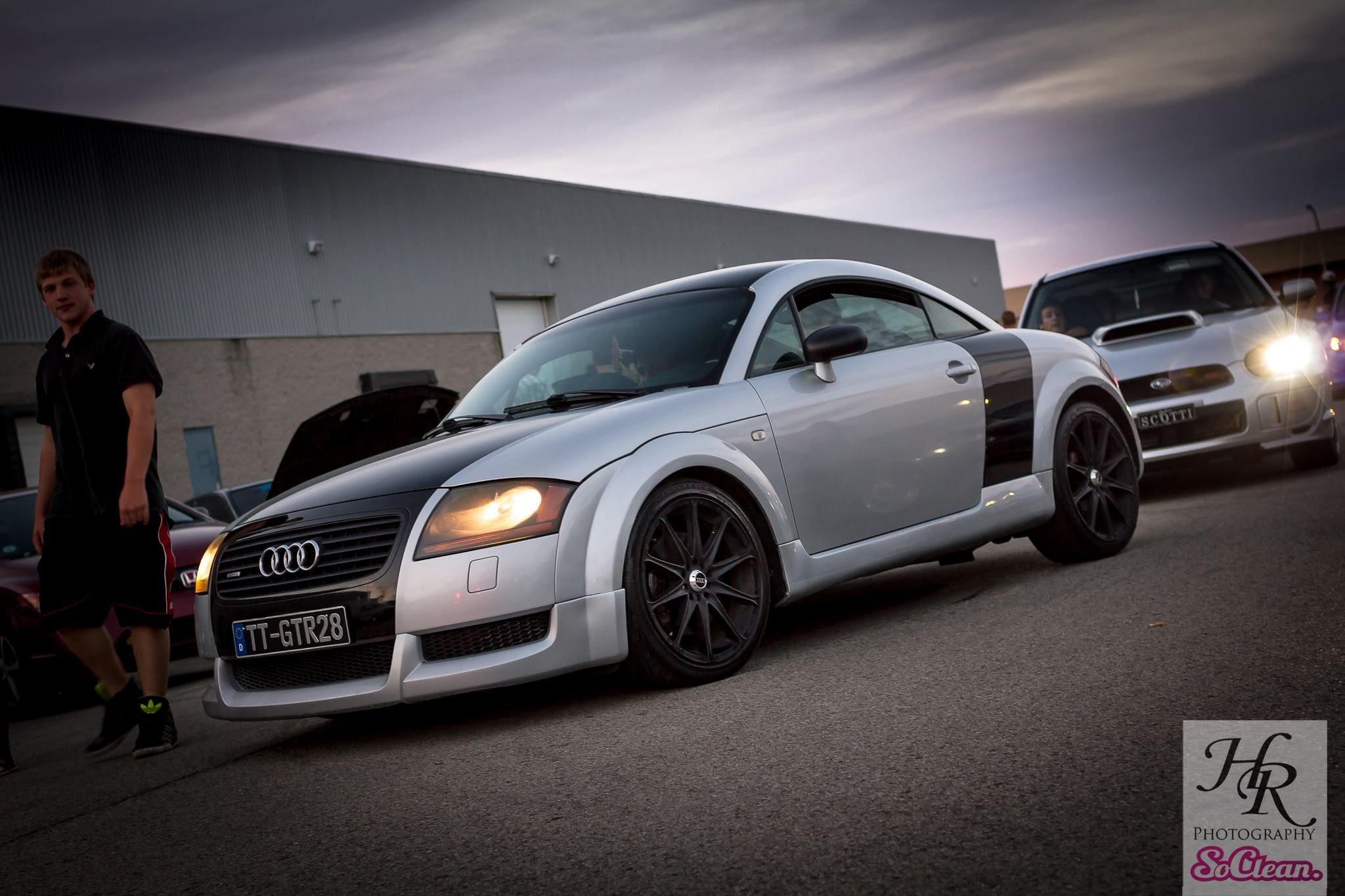 custom 2000 audi quattro tt | like that paint job..i was thinking of