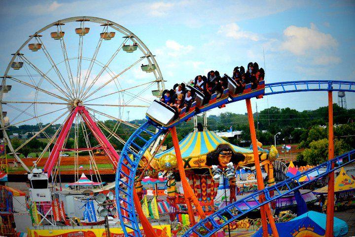 The Great State Fair Of Oklahoma Okc Oklahoma Oklahoma City Hometown