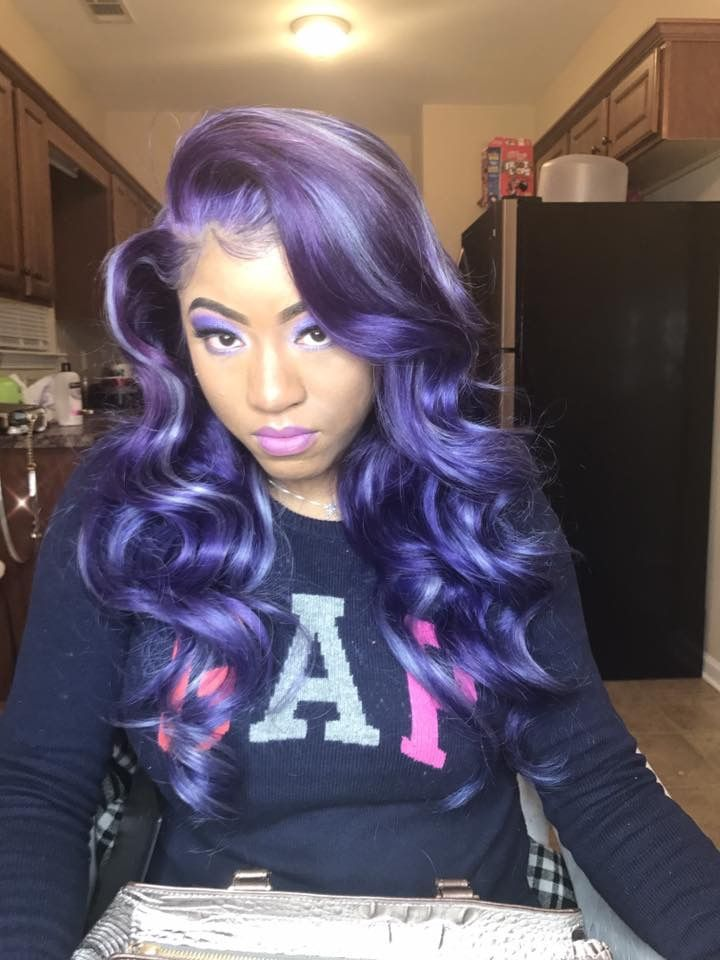 Try A Different Color Shakariexo Hairstyles Pinterest