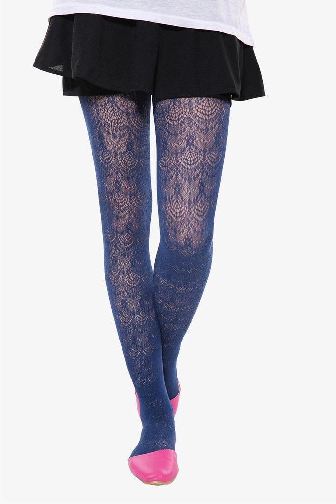 0dcf3cf725666 Peacock Tights In Navy . Free 3-7 days expedited shipping to U.S. Free  first class word wide shipping. Customer service: help@moooh.net