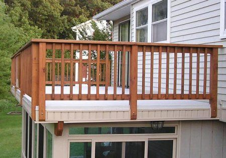 2019 Roof Deck Cost Estimate Average Deck Prices Per Square Foot