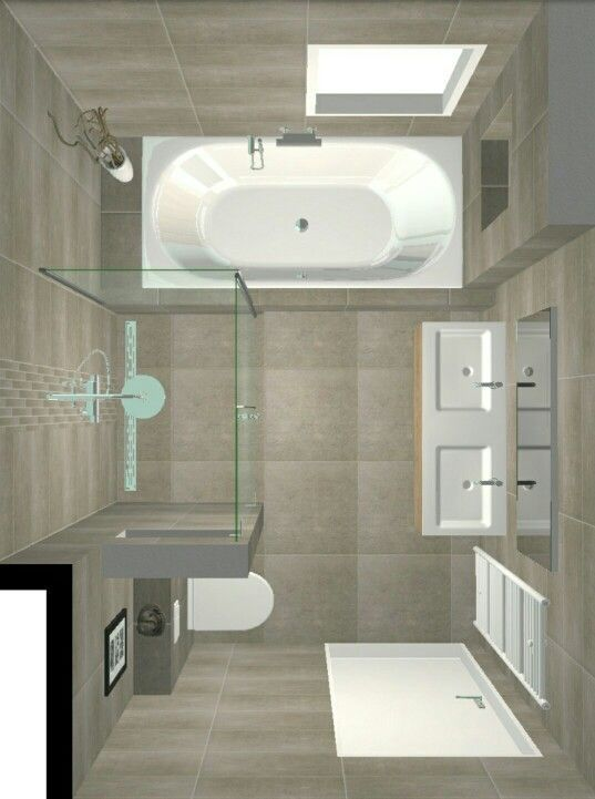 Badezimmer eg badezimmer rands bad in 2019 for Badezimmer ideen 9qm