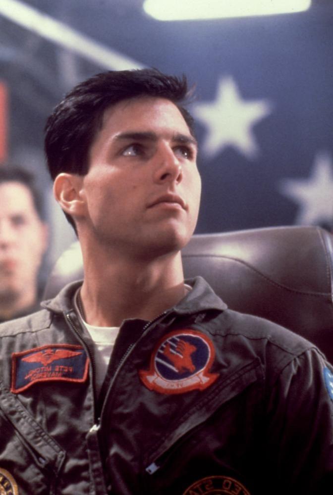 Top Gun (1986) - Tom Cruise | Top Gun (1986) | Pinterest ...