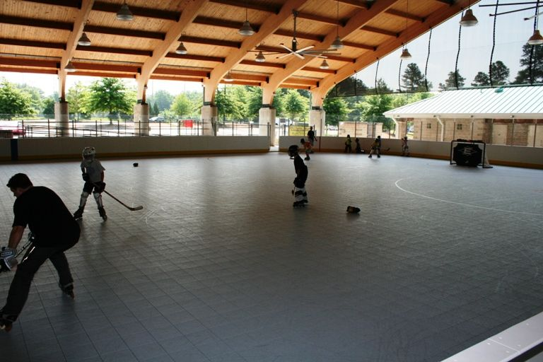 Roller Hockey Rink At Pinckneyville Park Norcross Ga Www Gwinnettparks Com Parks And Recreation Park Recreation