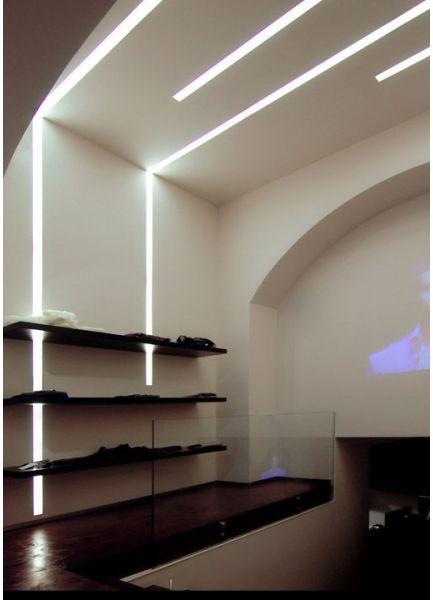 Viabizzuno progettiamo la luce inspiration lighting - Interior design lighting companies ...
