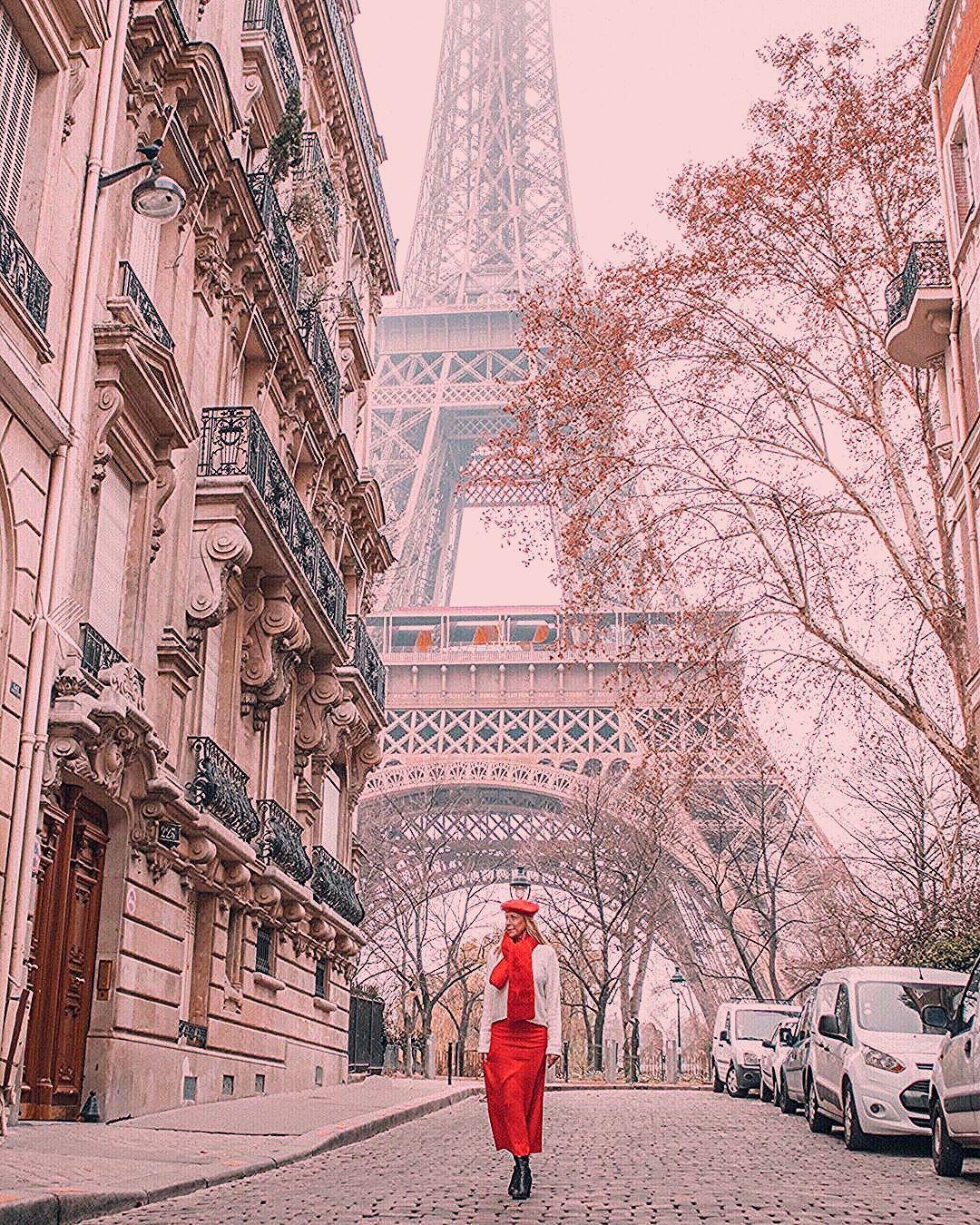 Photo of Die schönsten Instagram Spots und Foto Locations in Paris – Guide für Blogger