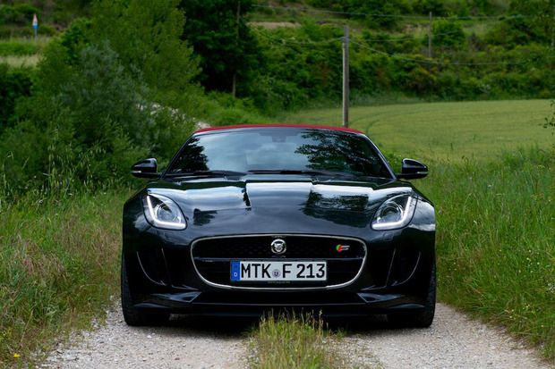 Test Drive: 2014 Jaguar F Type