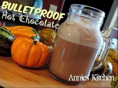 Weightloss, Recipes and DIY with Kari: Bulletproof Hot Chocolate !!!