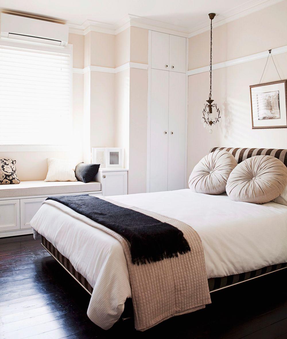 Parkett dunkel schlafzimmer  Die 10 inspirierendsten Schlafzimmer | Königliches schlafzimmer ...