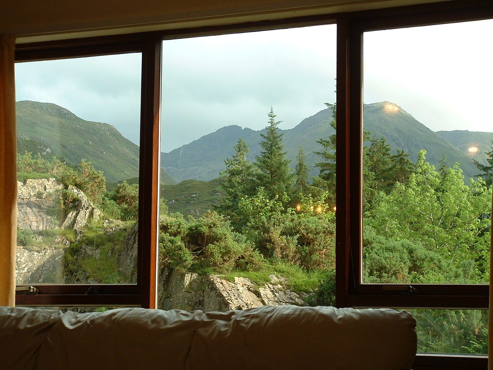 Superb Mountain View Windows #2: Looking Out