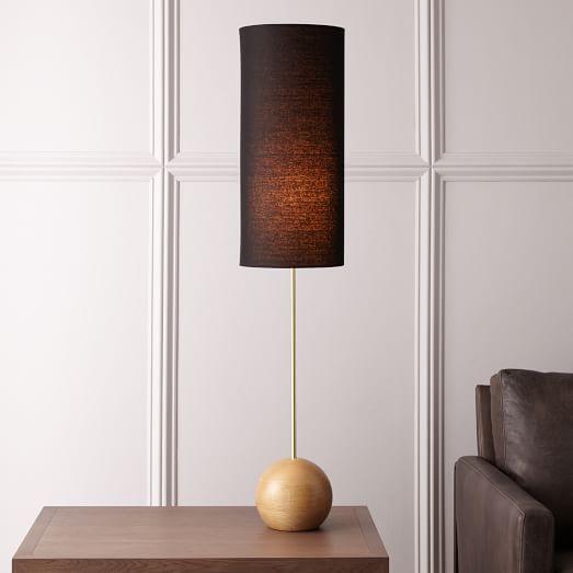 Rejuvenation stand table lamp narrow