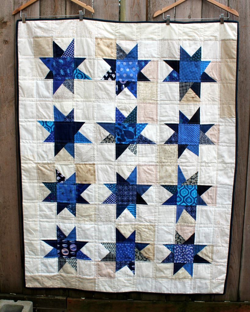 Wonky Quilt Free Pattern Wonky Stars Wip Wednesday Wombat Quilts Quilts Star Quilt Blocks Star Quilts