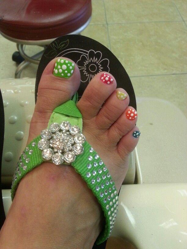 Love my toes!