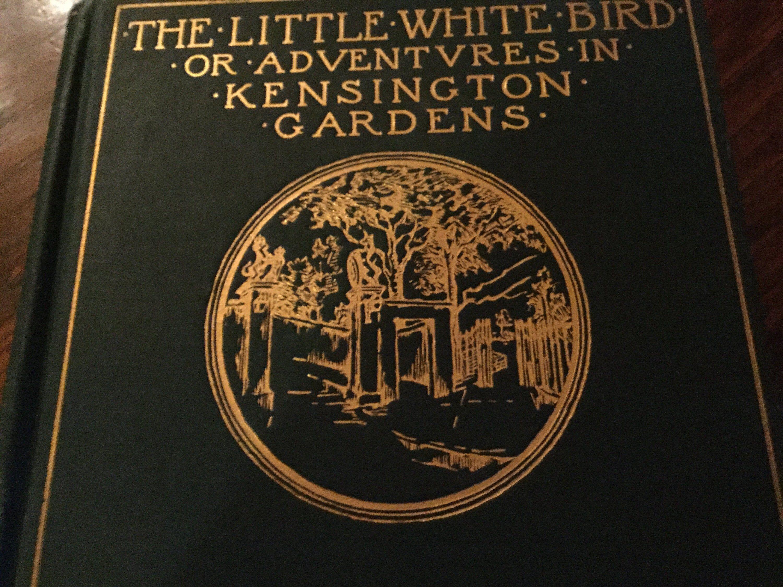 dbb55cfcbe9ddd61c36672c6c50aba2f - The Little White Bird Or Adventures In Kensington Gardens