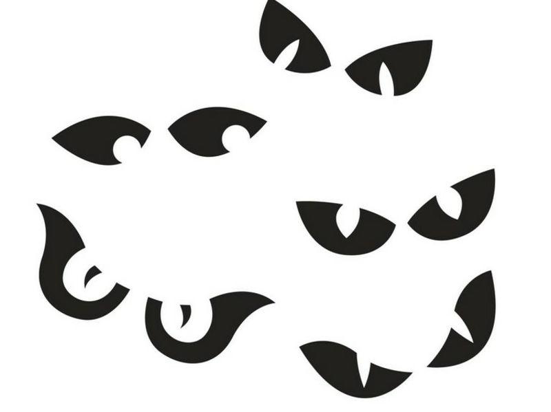 Halloween Kürbis Schnitzvorlagen – 20 Ideen zum Ausdrucken