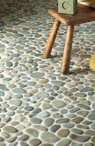 Emser Tile Natural Stone Ceramic And Porcelain Tiles Mosaics Gl Residential Venetian Pebbles