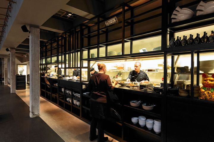 Farang restaurant by Futudesign, Stockholm hotels and restaurants