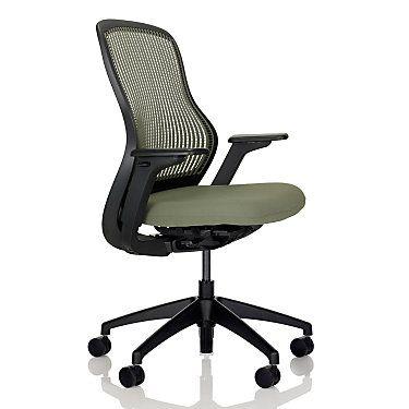 regeneration chair flex back by knoll   smartfurniture   space
