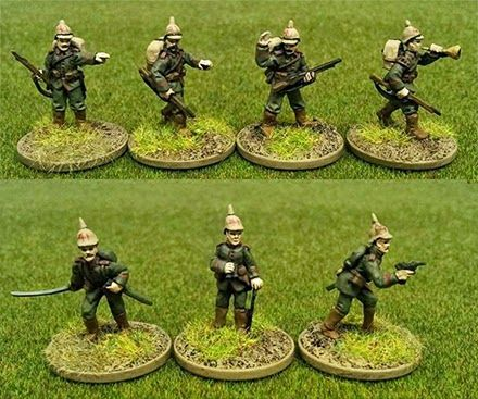 Tabletop Fix: Khurasan Miniatures - New 15mm WW1 Range | 1