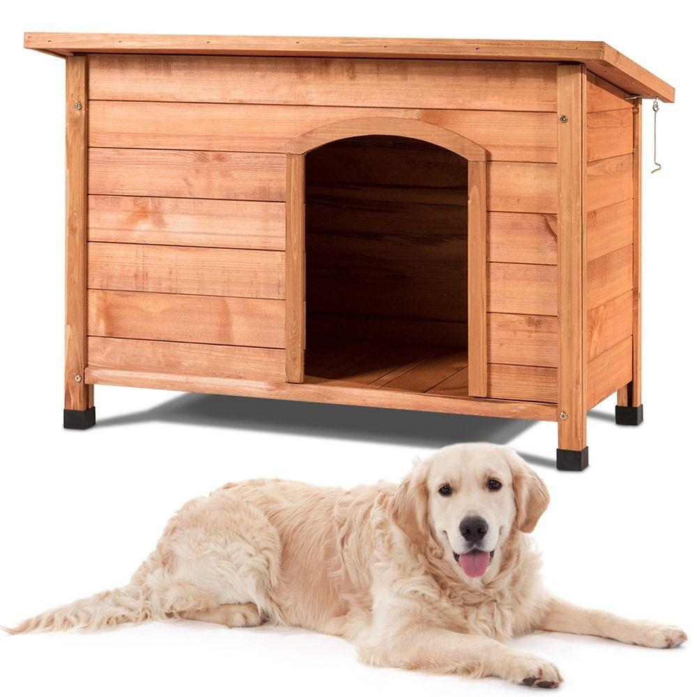 Pin On Large Dog House