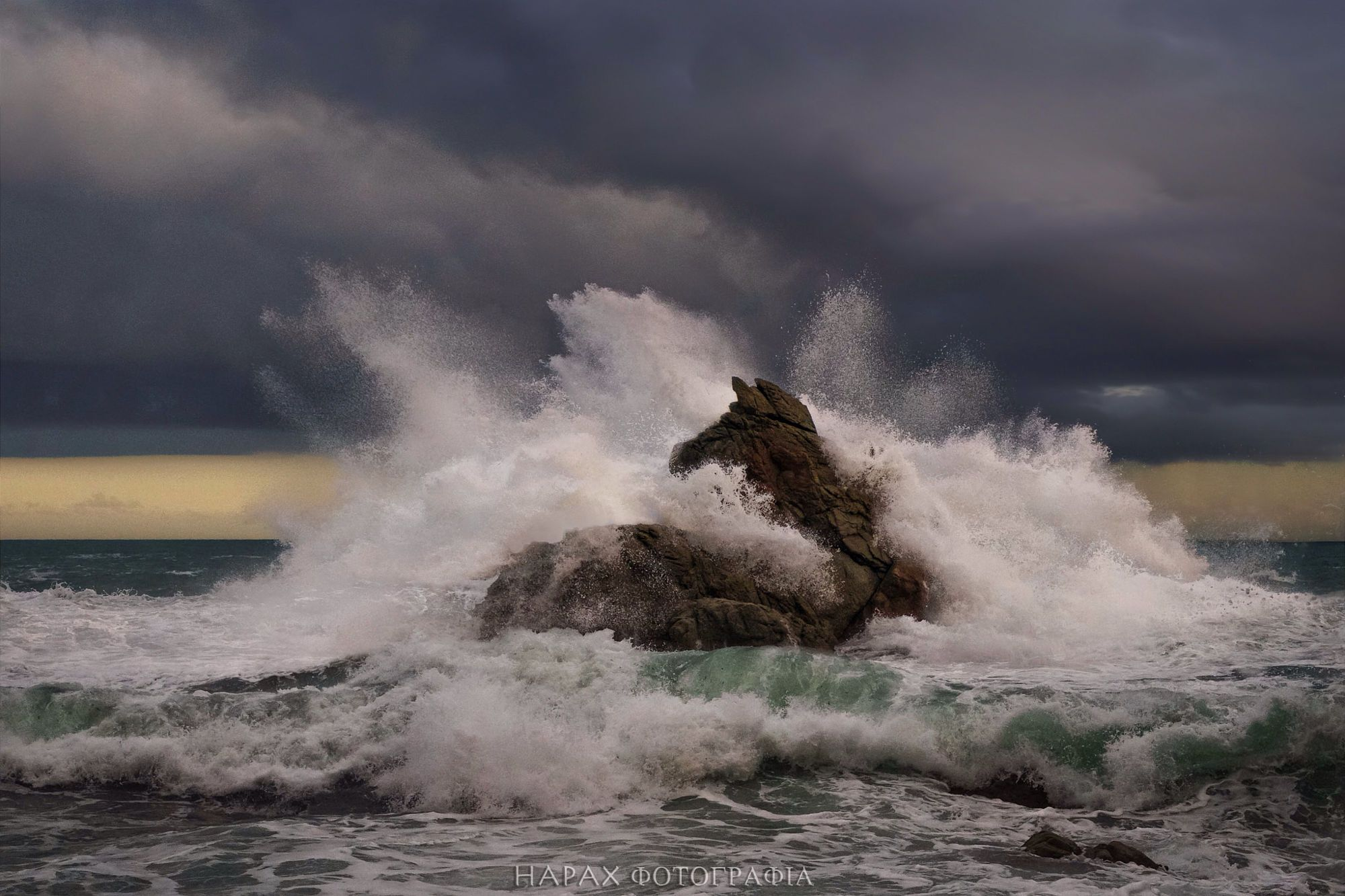 Riding amid the Poseidon's anger! by Blai Figueras on 500px