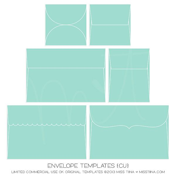 sugarhillco.com - Envelope Templates 1 ·CU· | free downloads ...