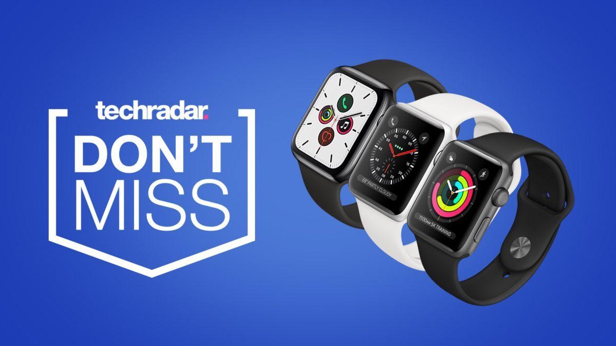 Bag a cheap Apple Watch for as little as £195 smartwatch