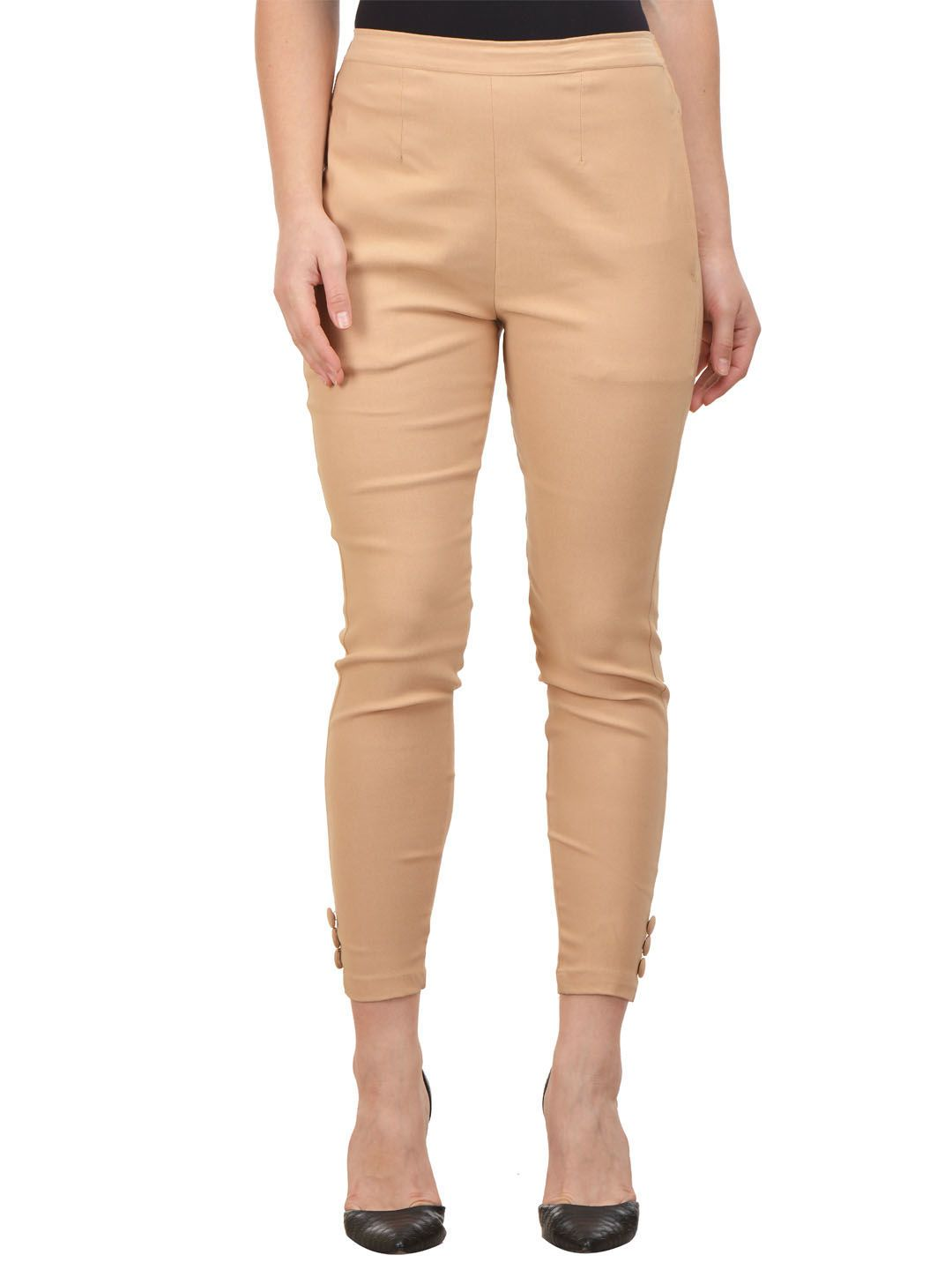 70380469f3849 ... Pants/Trousers by Castle Lifestyle. This pair of Fawn coloured Pencil  Pant will go well with your sexy extra long shirts