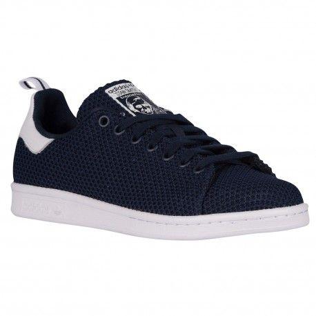 adidas Originals Stan Smith - Men's - Casual - Shoes - Collegiate  Navy/Collegiate Navy/White-sku:S80045 | Yeezy red october, Original stan  smith and Stan ...