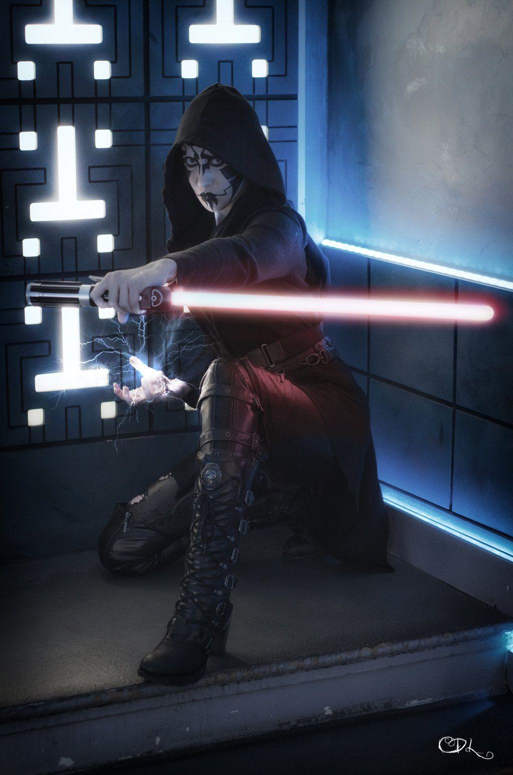 Sith Lord by PsCoTiK.deviantart.com on @DeviantArt