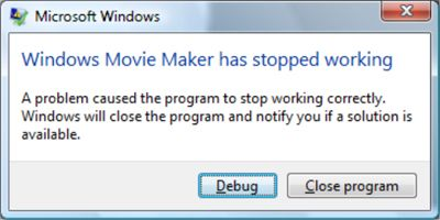 How To Fix Windows Movie Maker Not Working Error Windows Movie Maker Maker Movies