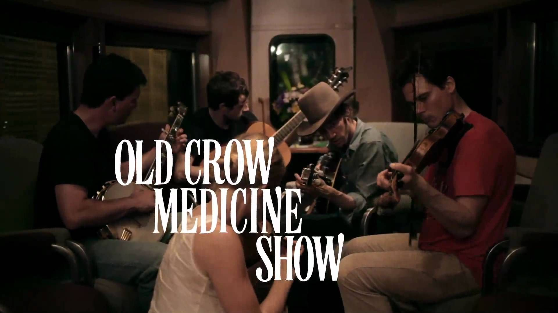 """Big Easy Express"" trailer. Old crow medicine show, Film"