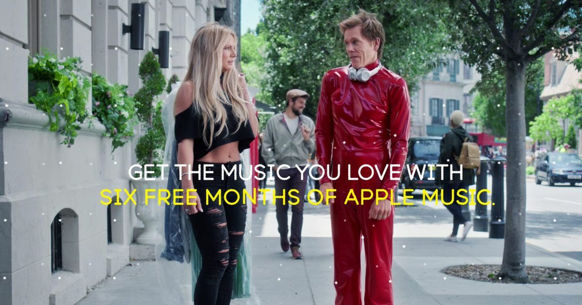 EE's latest perk is six months of free Apple Music Apple