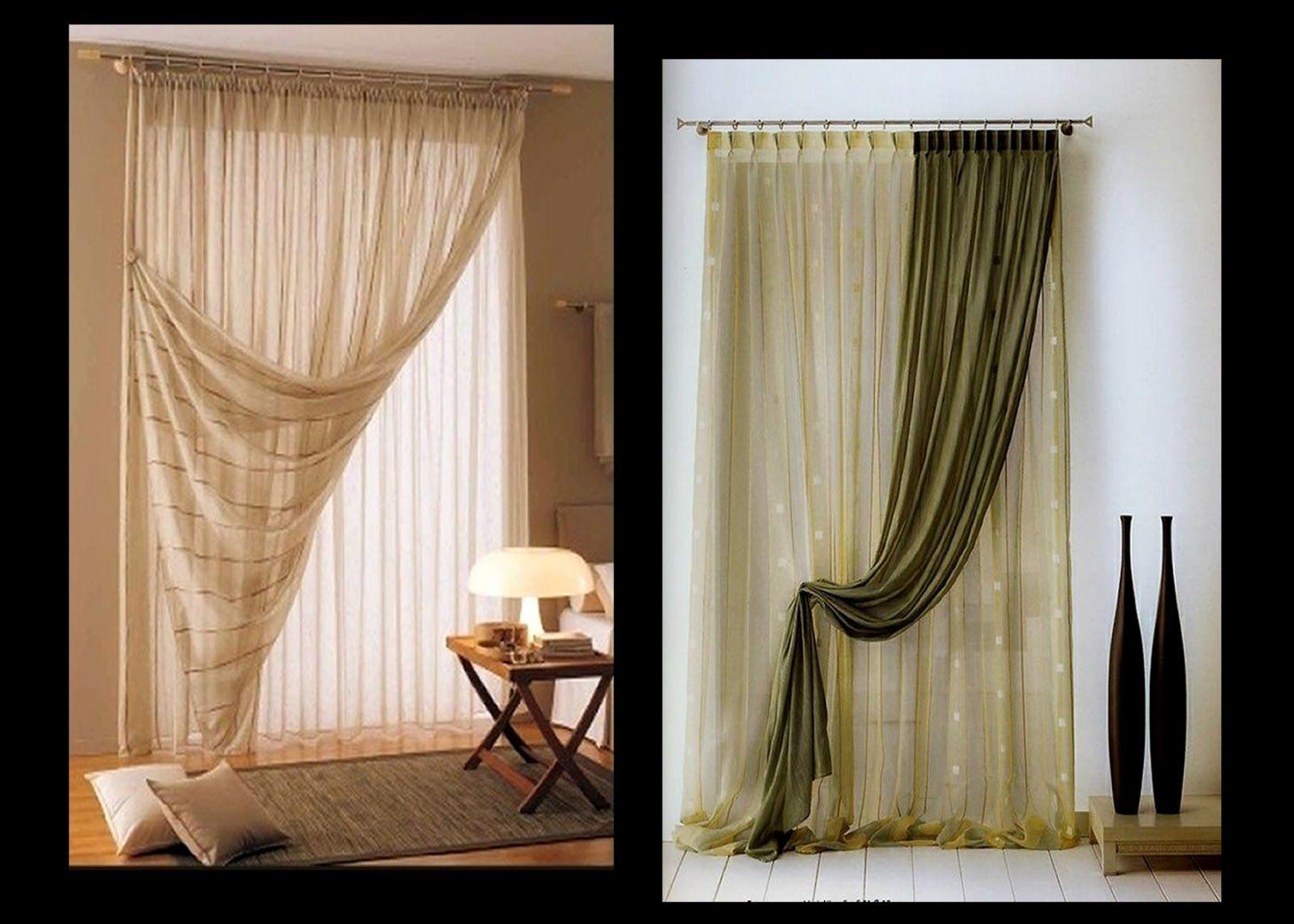 Magneti e tende idee per arredare pinterest magneti - Tende finestra camera da letto ...