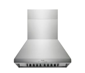Hpcb36ns 36 Inch Professional Series 24 Inch Depth Chimney Wall Hood W Blower Thermador Kitchen Ventilation Kitchen Remodel Inspiration