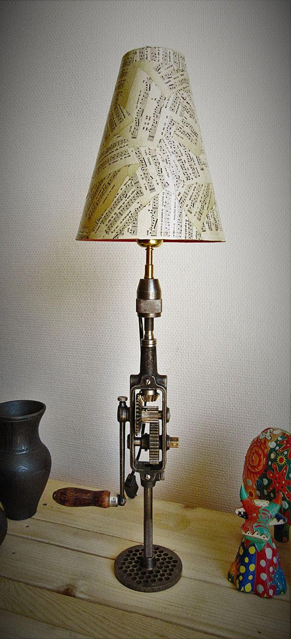 Machineria 1 Steampunk Lamp Cool Lamps Steampunk Lighting