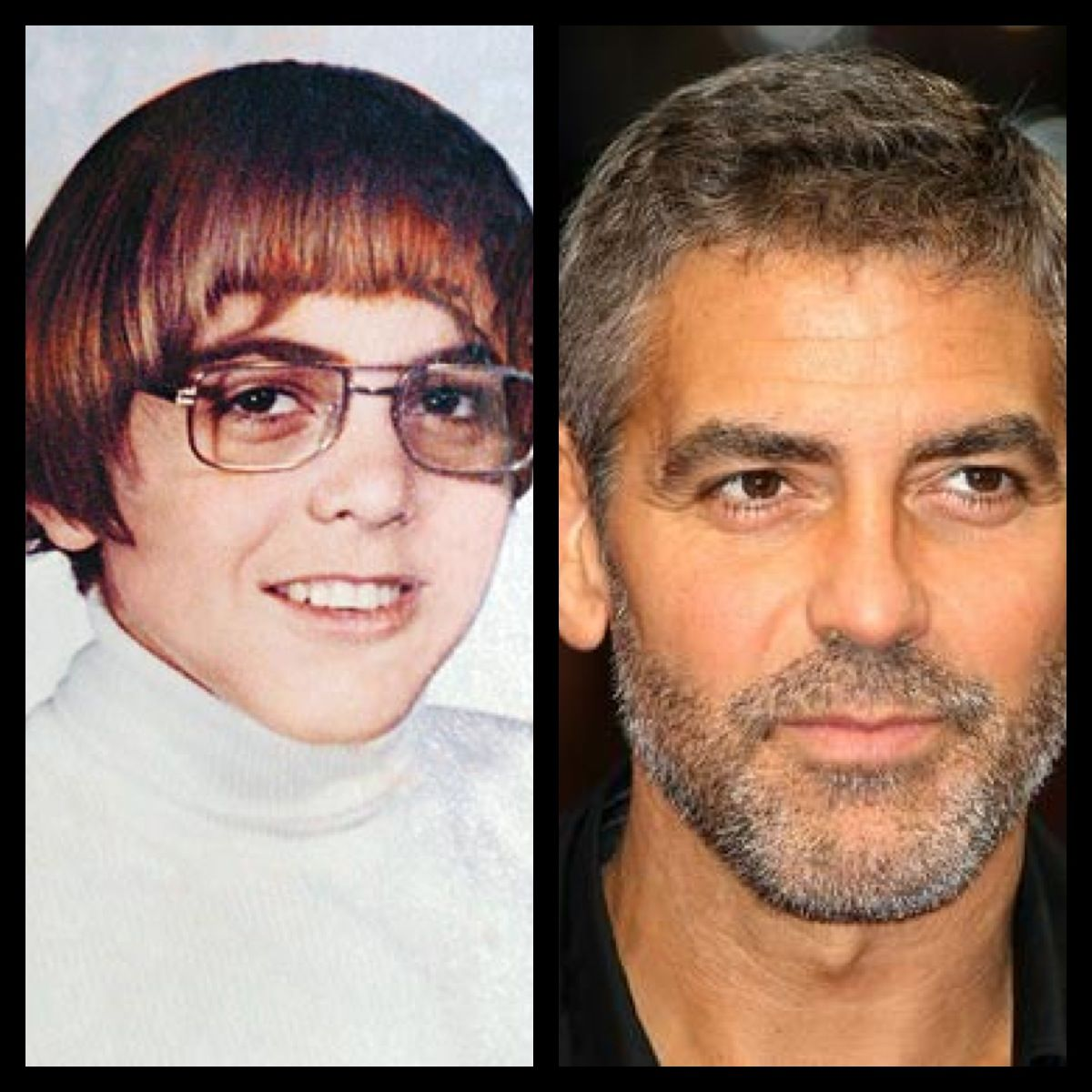Celebrity Age Transformations - YouTube